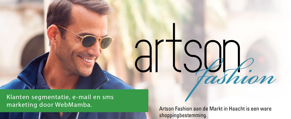 Artson Fashion Email Marketing