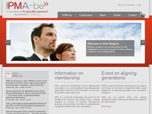 ipma-be-joomla-website